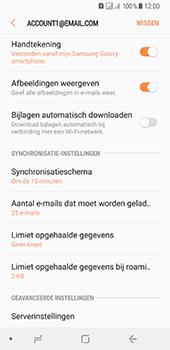 Samsung Galaxy A8 (2018) (SM-A530F) - E-mail - Instellingen KPNMail controleren - Stap 9