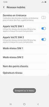 Samsung Galaxy A50 - Réseau - utilisation à l'étranger - Étape 17