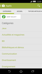 Sony Xperia Z2 - Applications - Télécharger une application - Étape 6