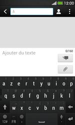 HTC Desire 500 - MMS - envoi d'images - Étape 3