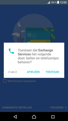 Sony Xperia XZ - E-mail - e-mail instellen (outlook) - Stap 11