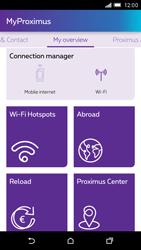 HTC One M9 - Applications - MyProximus - Step 19
