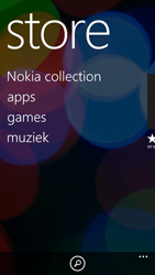 Nokia Lumia 1520 - Applicaties - Downloaden - Stap 4