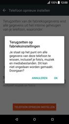 HTC One M9 - Android Nougat - Toestel reset - terugzetten naar fabrieksinstellingen - Stap 7