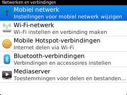 BlackBerry 9320 Curve - Buitenland - Bellen, sms en internet - Stap 6