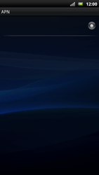 Sony Ericsson Xperia Neo - Internet - Configuration manuelle - Étape 10