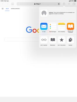 Apple ipad-pro-10-5-inch-ios-12 - Internet - Hoe te internetten - Stap 17