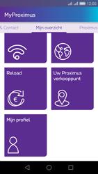 Huawei Honor 5X - Applicaties - MyProximus - Stap 21
