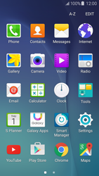 Samsung J500F Galaxy J5 - E-mail - Manual configuration (yahoo) - Step 3