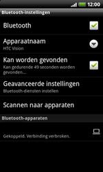 HTC A7272 Desire Z - Bluetooth - headset, carkit verbinding - Stap 9