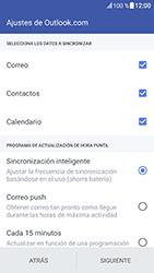 HTC 10 - E-mail - Configurar Outlook.com - Paso 7