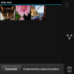 BlackBerry Q5 - Bluetooth - Transferir archivos a través de Bluetooth - Paso 6