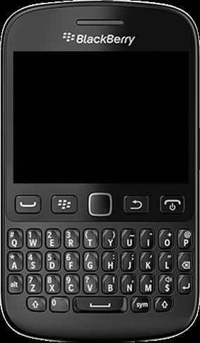 BlackBerry 9720 - Premiers pas - Découvrir les touches principales - Étape 3