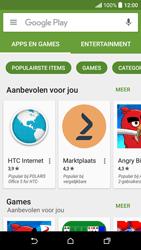 HTC Desire 530 - Applicaties - Applicaties downloaden - Stap 20
