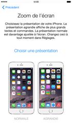 Apple iPhone 6 Plus iOS 8 - Premiers pas - Créer un compte - Étape 41