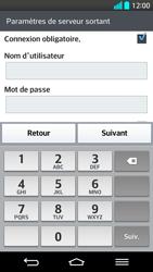 LG G2 - E-mail - Configuration manuelle - Étape 14