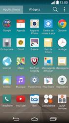 LG G3 (D855) - Messagerie vocale - Configuration manuelle - Étape 3