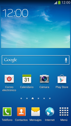 Samsung Galaxy S4 - Bluetooth - Conectar dispositivos a través de Bluetooth - Paso 1