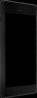Sony Xpéria M2 - Premiers pas - Découvrir les touches principales - Étape 7