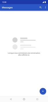 Nokia 7.1 - Contact, Appels, SMS/MMS - Envoyer un SMS - Étape 4