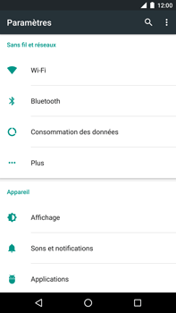 Huawei Google Nexus 6P - Bluetooth - connexion Bluetooth - Étape 6