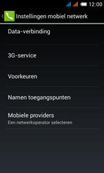Alcatel OT-4033X Pop C3 - Internet - handmatig instellen - Stap 7