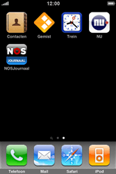 Apple iPhone 3G - Applicaties - Downloaden - Stap 13