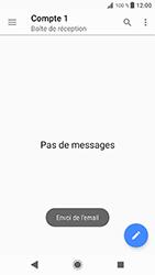 Sony Xperia XZ - Android Oreo - E-mail - envoyer un e-mail - Étape 16