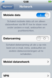 Apple iPhone 3G S met iOS 5 - Internet - Handmatig instellen - Stap 6