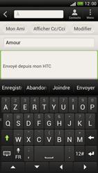HTC One S - E-mails - Envoyer un e-mail - Étape 9