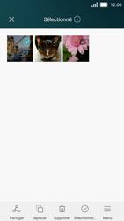 Huawei Y5 - Photos, vidéos, musique - Envoyer une photo via Bluetooth - Étape 7