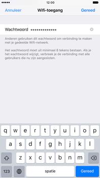 Apple iPhone 7 Plus (Model A1784) - WiFi - Mobiele hotspot instellen - Stap 5