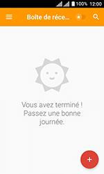 Alcatel U3 - E-mails - Ajouter ou modifier votre compte Yahoo - Étape 5
