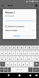 Sony Xperia XZ2 Compact - Wi-Fi - Accéder au réseau Wi-Fi - Étape 8