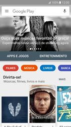 Samsung Galaxy S7 - Aplicativos - Como baixar aplicativos - Etapa 5