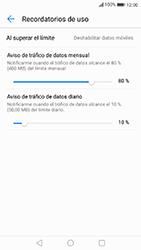Huawei P10 Lite - Internet - Ver uso de datos - Paso 9