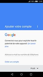 Huawei Y6 (2017) - E-mail - Configuration manuelle (gmail) - Étape 8