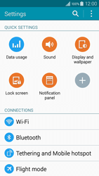 Samsung A300FU Galaxy A3 - Wi-Fi - Connect to a Wi-Fi network - Step 4