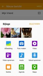 Samsung Galaxy S6 - MMS - hoe te versturen - Stap 16