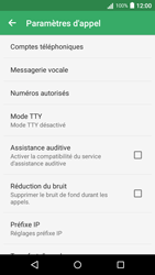 Acer Liquid Z530 - Messagerie vocale - Configuration manuelle - Étape 6