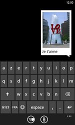 Nokia Lumia 920 LTE - MMS - envoi d'images - Étape 10