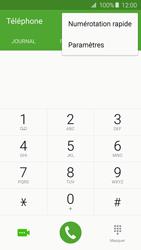 Samsung A510F Galaxy A5 (2016) - Messagerie vocale - configuration manuelle - Étape 6