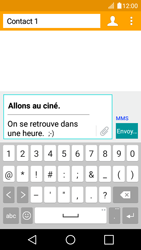 LG K4 - Contact, Appels, SMS/MMS - Envoyer un MMS - Étape 13
