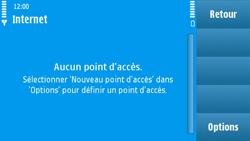 Nokia N97 - Internet - configuration manuelle - Étape 8