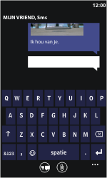 Samsung I8350 Omnia W - MMS - afbeeldingen verzenden - Stap 10