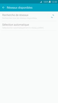 Samsung G928F Galaxy S6 edge+ - Réseau - utilisation à l'étranger - Étape 10