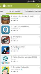 Samsung Galaxy Alpha - Applications - Télécharger une application - Étape 7