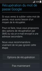 Samsung Galaxy Ace 4 - Premiers pas - Créer un compte - Étape 18