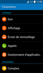Samsung Galaxy Trend 2 Lite - Applications - Supprimer une application - Étape 4