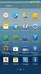 Samsung I9300 Galaxy S III - SMS - configuration manuelle - Étape 3